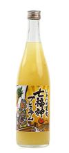 しあわせ果実七福神プレミアム 沖縄県東村 渡久山涼さんのパイナップル酒